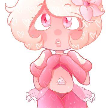 Pink Diamond by MamaBearArt