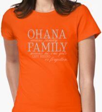 Ohana Women's Fitted T-Shirt