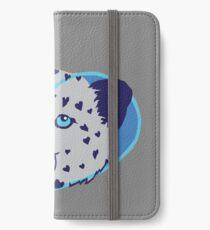Snow Leopard iPhone Wallet/Case/Skin