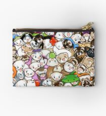 One Hundred Million Ferrets Studio Pouch