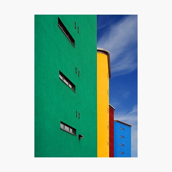 UEL Photographic Print