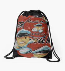 Minuteman Gasoline Drawstring Bag