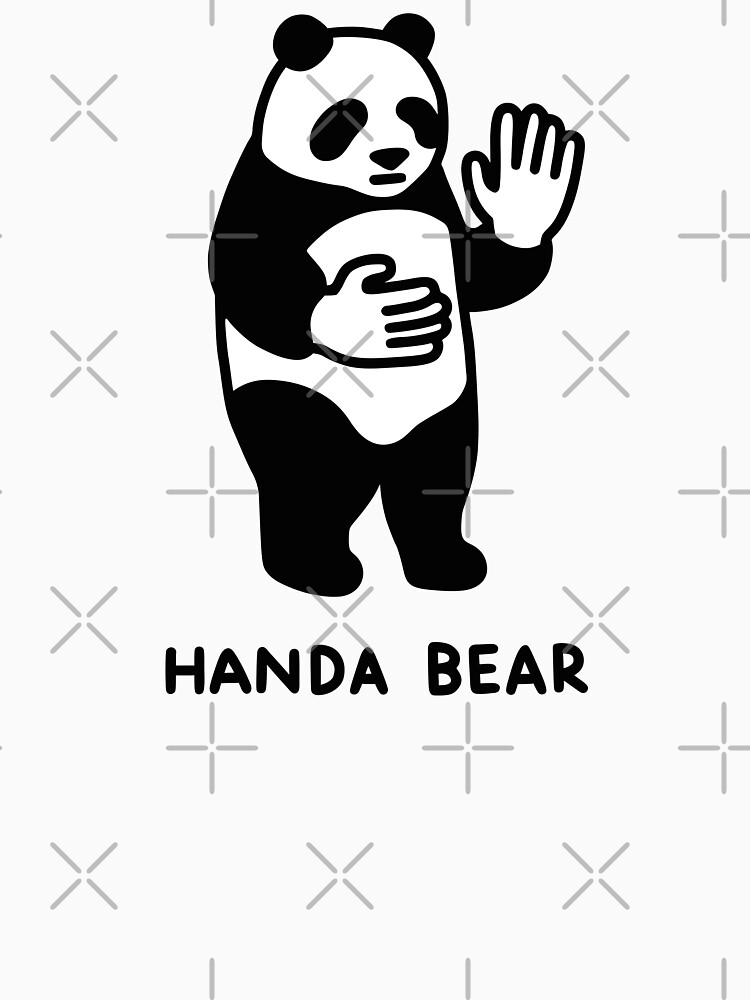 Handa Bear by obinsun