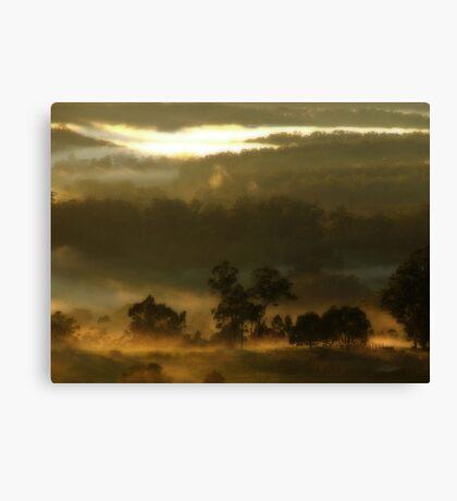 """Gentle Awakening"" Canvas Print"