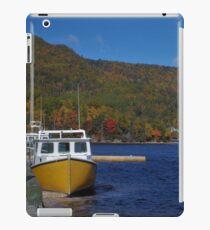 Autumn in Cape Breton iPad Case/Skin