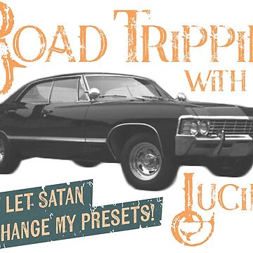 Road Trippin' with Lucifer by WaisChoice