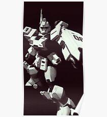 Gundam Ez-8 Poster