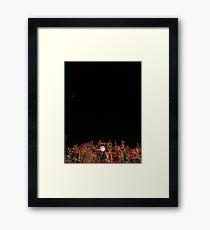 Christmas fantasy  Framed Print