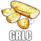 Garlic Bread - GRLC by Julia Lichty