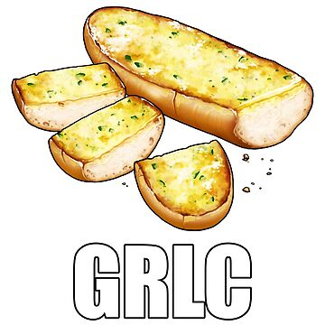 Garlic Bread - GRLC by ghostfire