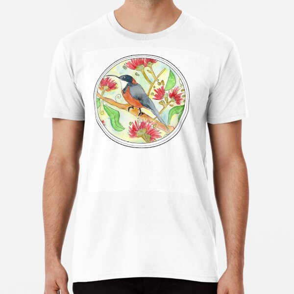 Eastern Spinebill Premium T-Shirt