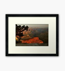 Early Morning, Grand Canyon Framed Print