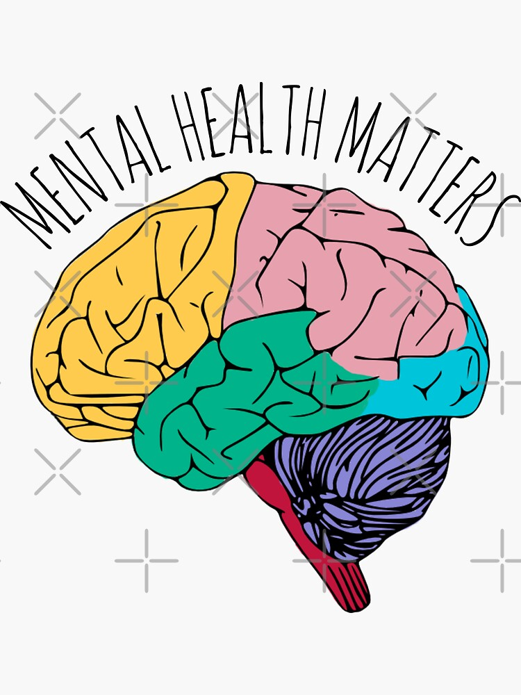 MENTAL HEALTH MATTERS by MadEDesigns