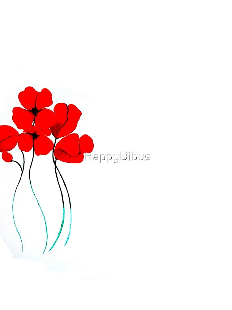 Poppies de HappyDibus