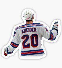 Chris Kreider Sticker