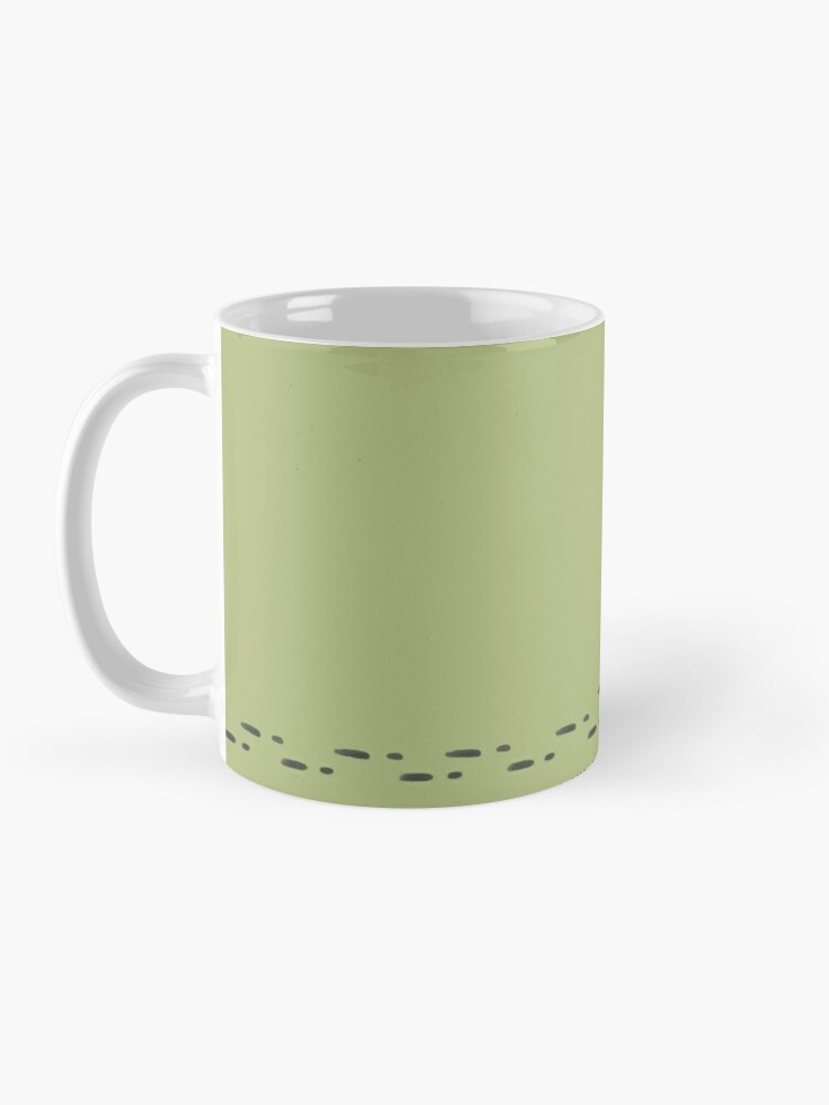 Alternate view of Clueing For Looks Mug