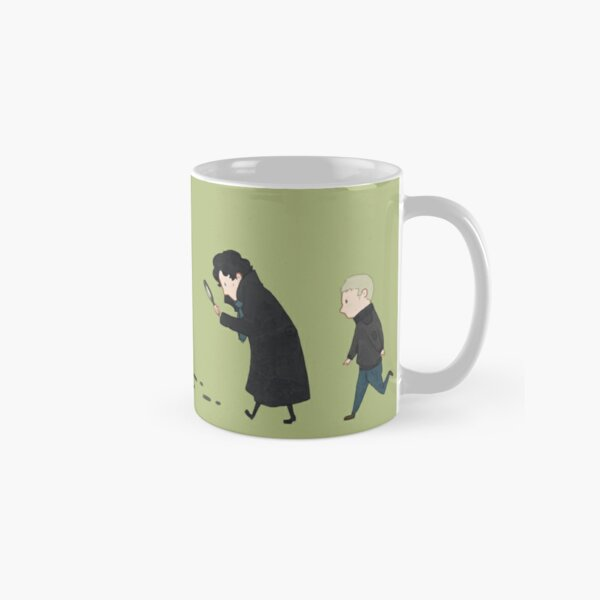 Clueing For Looks Classic Mug