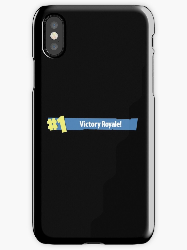 Vinilos y fundas para iphone fortnite victory royale for Vinilos pared fortnite