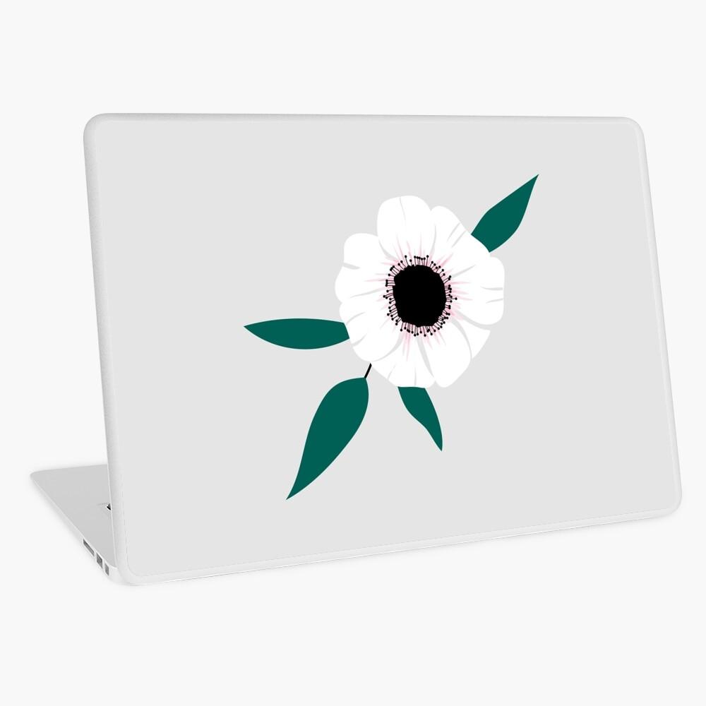 Anemone Laptop Skin