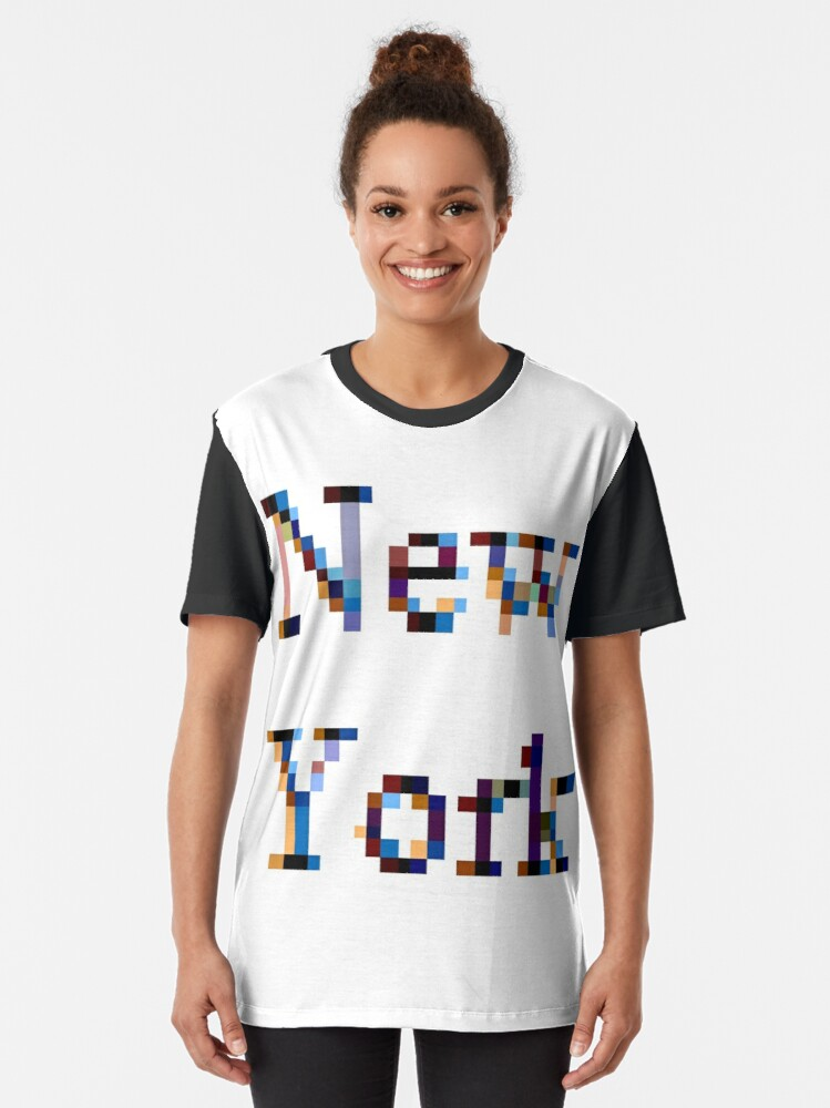 Alternate view of New York Graphic T-Shirt