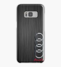 Audi logo Samsung Galaxy Case/Skin