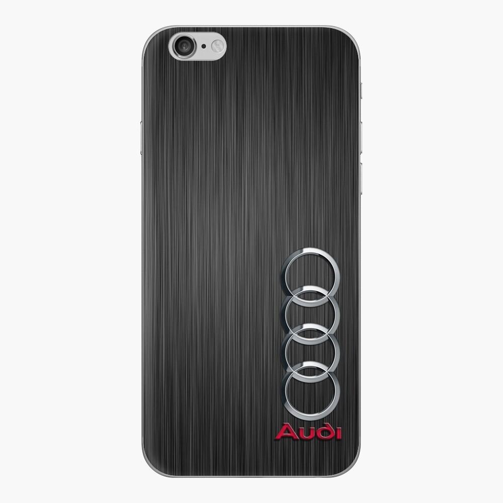 Audi Logo iPhone Klebefolie