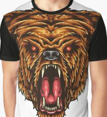 The great power of the bear Graphic T-Shirt