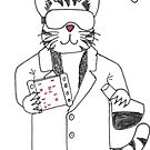 Meowlecular Biology by redpenblackpen