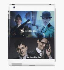 Gotham Edward x Oswald iPad Case/Skin