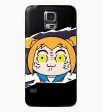 Popuko Head (Pop Team Epic) Case/Skin for Samsung Galaxy
