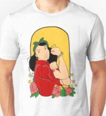 la mujier maravilla t-shirt Unisex T-Shirt