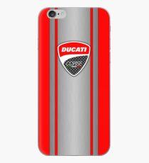 Ducati Corse Stahl iPhone-Hülle & Cover
