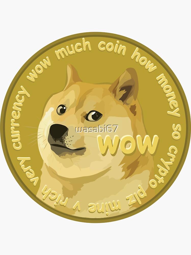 Doge Coin by wasabi67