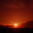 Sunset Over Sahara 2 by hurmerinta