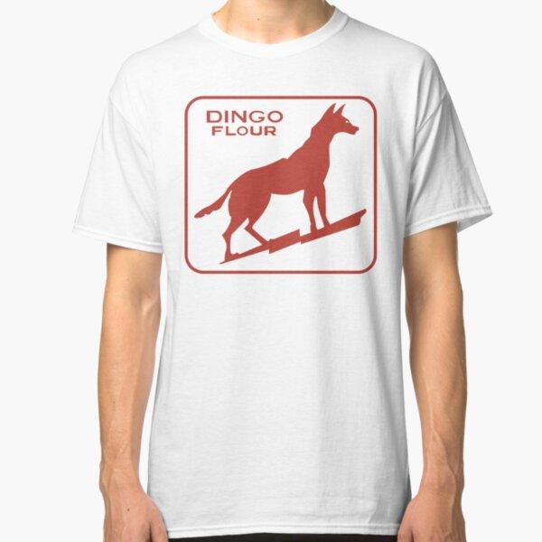 Dingo Flour Fremantle Classic T-Shirt