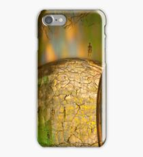 In the end, it's not what you know, but who you know iPhone Case/Skin