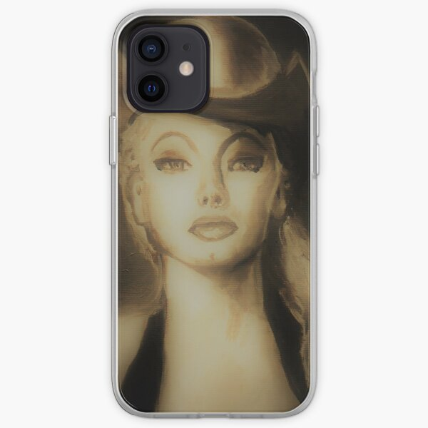 """""""THIS WAS BURLESQUE"""" - LILI ST.CYR COWGIRL CROP iPhone Soft Case"""