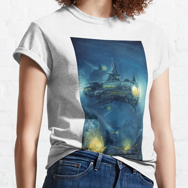 Steampunk Submersible Classic T-Shirt