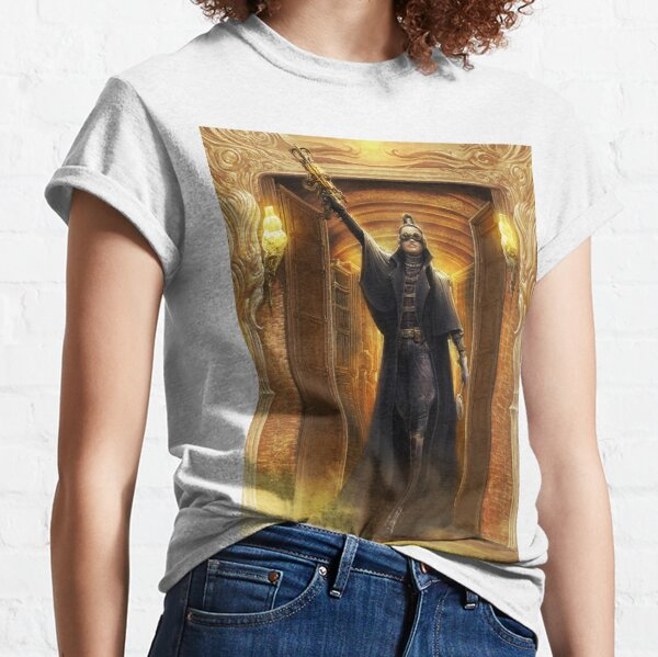 Steampunk Detective Classic T-Shirt