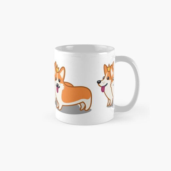 Funny Corgi Dog Tshirt - Dog Gifts for Corgi Pet Lovers Classic Mug