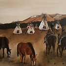 Indian Reservation by cdcantrell