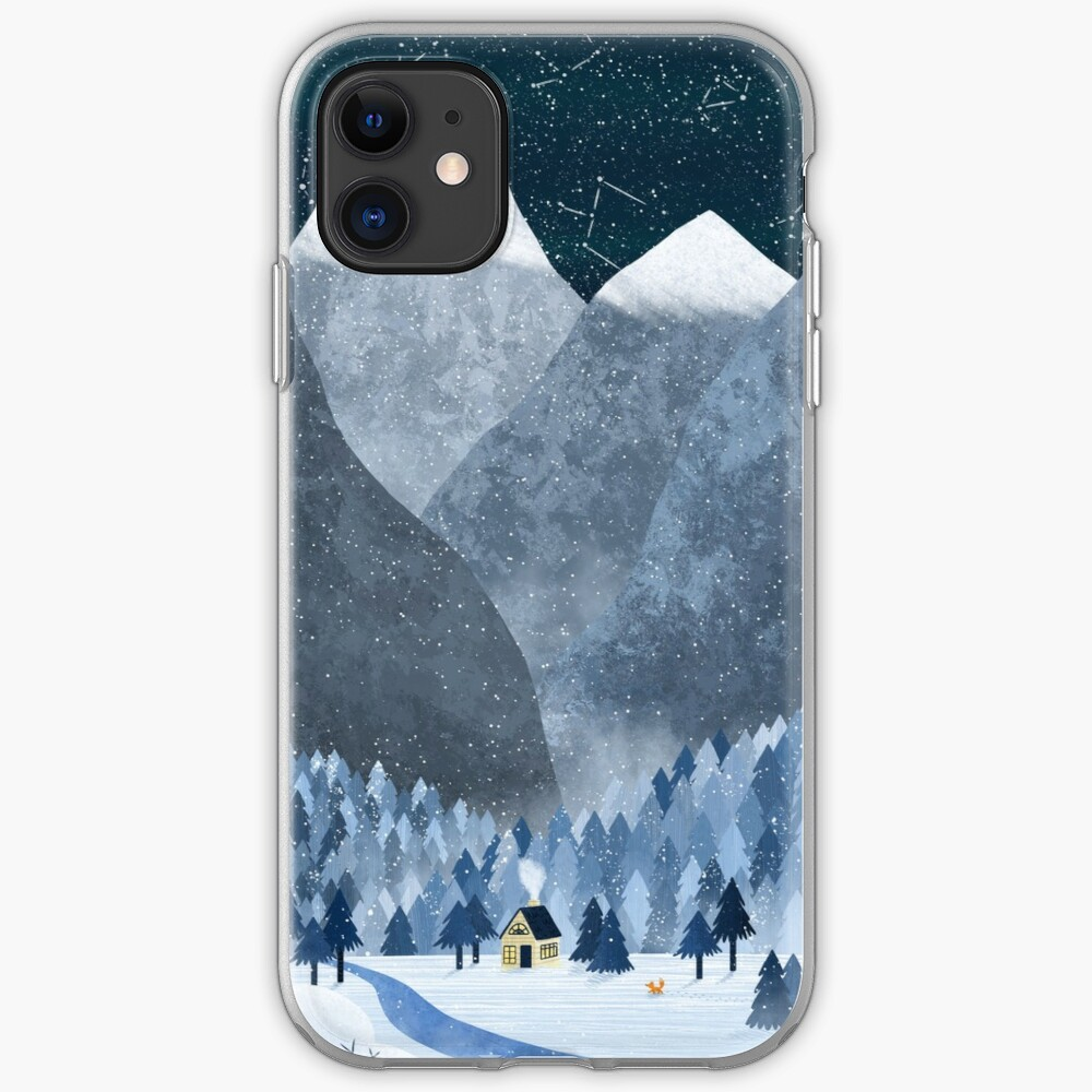 Mountainscape iPhone Case & Cover