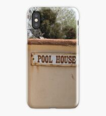 Abandoned Pool, Zzyzx iPhone Case