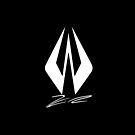 K.R Logo Signature - White by evenstarsaima