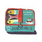 Sardines's Tin by Mireille  Marchand