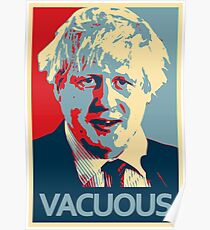 Boris Vacuous Poster