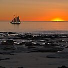 Cable Beach Broome at sunset. by johnrf