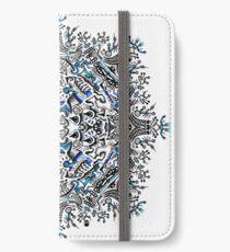 Gekritzel # 17 experimentell iPhone Flip-Case/Hülle/Skin