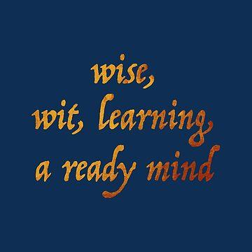 A Ready Mind by mysticwhimsies