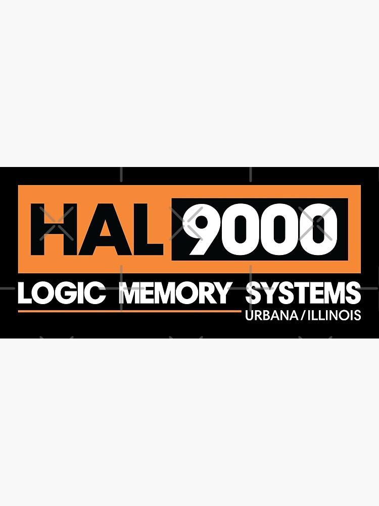 HAL 9000 - 2001 Eine Weltraum Odyssee von Purakushi